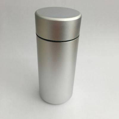 2 x Airtight-Smell-Proof-Container-Aluminum-Herb-Stash-Jar