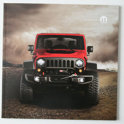 JEEP WRANGLER Accessories 2017 dealer brochure - French - Canada - ST2003000118