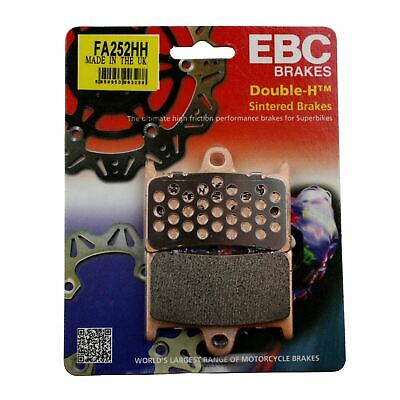 EBC FA252HH Sintered Motorcycle Brake Pads Set