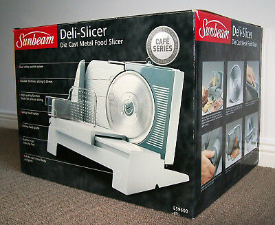 Sunbeam Deli-Slicer -ES9600 Brand New Store Clearence Stock Express Delivery!.