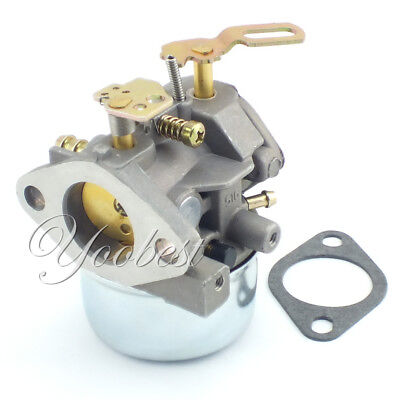 Carburetor Tecumseh 640349 640052 640054 8HP 9HP 10HP Snowblower HMSK80 LH318SA