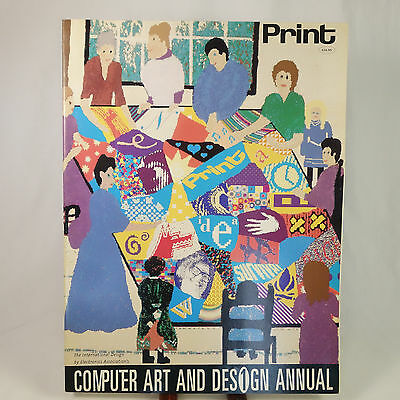 Print: Computer Art and Design Annual 1988