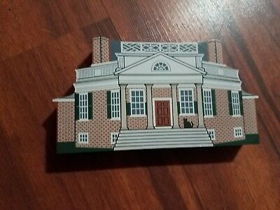 Cat's Meow Poplar Forest from VIRGINIA DYNASTY SERIES ©2000