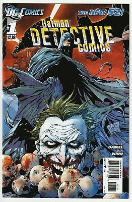 Detective Comics #1 DC New 52 1st Print & Appearance of Dollmaker NM-