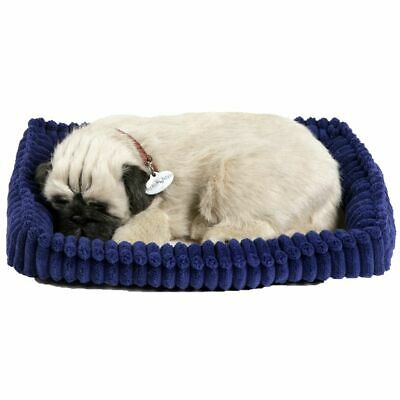 Perfect Petzzz Hundebaby Welpen Baby atmendender Hund Haustiere Mops Pug 96194