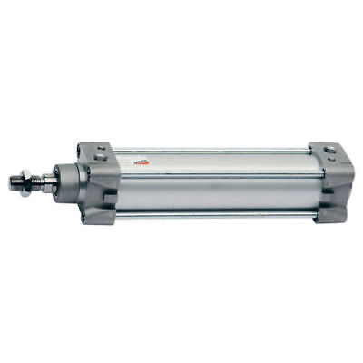Camozzi 60M2L040A0100 -40Mm Bore, 100Mm Stroke, Double Acting, Series 60 Cylinde