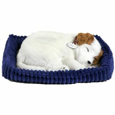 Perfect Petzzz Hundebaby Welpen Baby atmender Hund Haustiere Jack Russell 96347