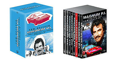 DVD Magnum P. Complete Collection (Seasons 1-8) (45 DVD) NEW
