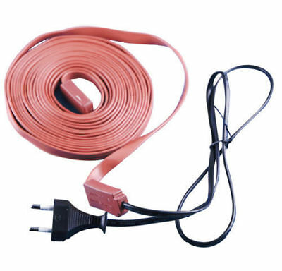 Heating Cable Frost Protection Heater Water pipes Anti-Freeze 1~10m 220V NEW
