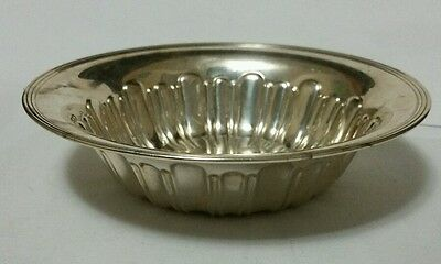 International Sterling Silver Bowl- Solid 925 Silver-Heavy