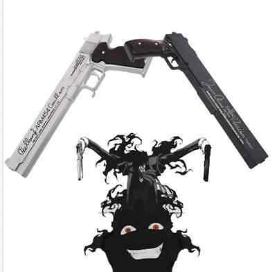 2PC New Collection Hellsing Ultimate Alucard Cosplay Props Resin Guns 1:1