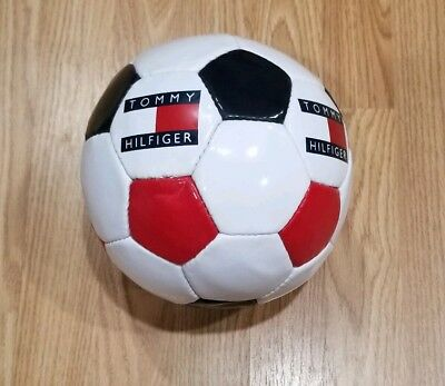 BRAND NEW VINTAGE 90s TOMMY HILFIGER SOCCER BALL