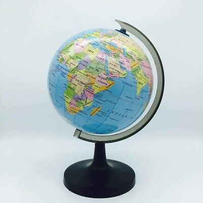 7.2 Inch World Globe World Map Detailed Globe for Classroom Library Home Office