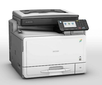 Ricoh MPC305sp A4 Full Colour Multifunctional Photocopier, Printer and Scanner