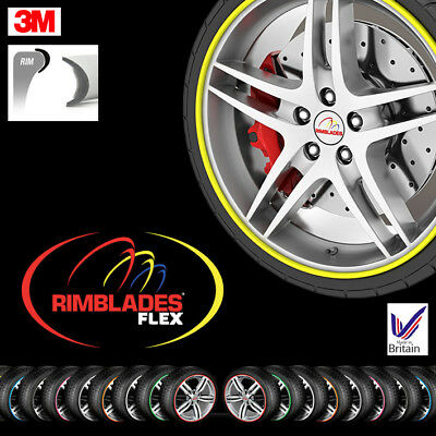 Rimblades Flex Car Bike Alloy Wheel Alloy Wheel Protector Protection Styling Rim