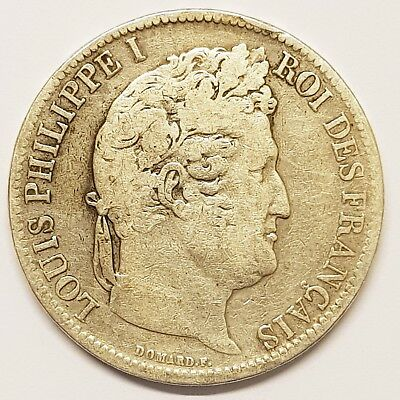 Ecu de 5 Francs Louis Philippe 1831 BB