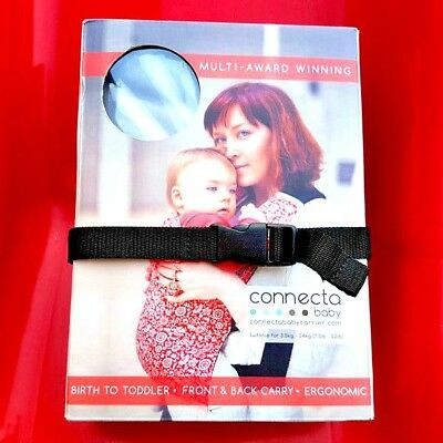 49fe63151fb NEW Accessory Strap for Connecta Baby Carrier Sling Newborn  Back Carry  Position