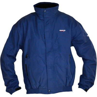 Breeze Up Summer Waterproof Unisex Jacket Riding - Navy All Sizes