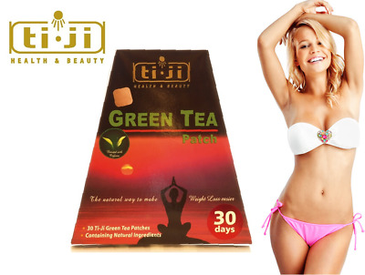 Ti Ji Weight Loss 30 Trans-dermal Patches Slimming Patches Appetite Suppressant