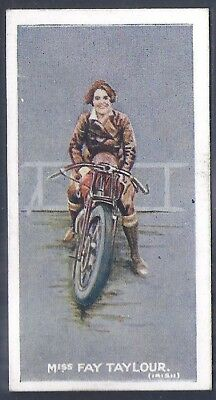 Pattreiouex-Dirt Track Riders (Col 1929)-#31- Speedway - Miss Fay Taylour