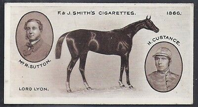 Smiths-Derby Winners-#03- Horse Racing - Lord Lyon