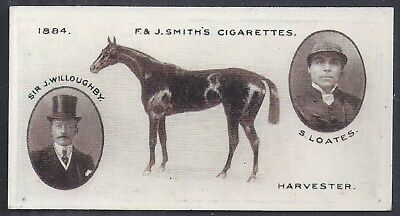 Smiths-Derby Winners-#22- Horse Racing - Harvester