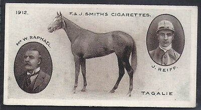 Smiths-Derby Winners-#50- Horse Racing - Tagalie
