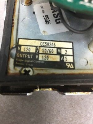 EAGLE SIGNAL RESET Timer HP515A616 Used #26636 - $90 00