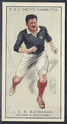Smiths-Prominent Rugby Players-#04- Buchanan