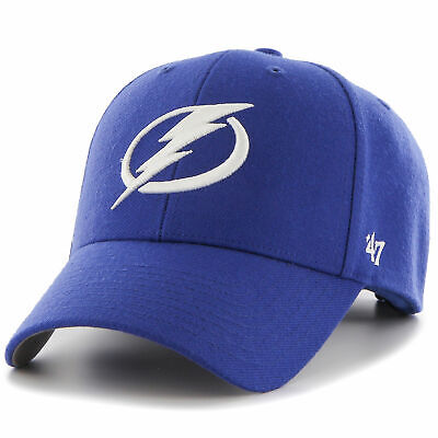 NHL Tampa Bay Lightning 47 MVP Adjustable Cap Hat Headwear
