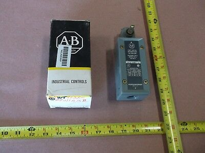 ALLEN BRADLEY 802X-A4W1 Limit Switch
