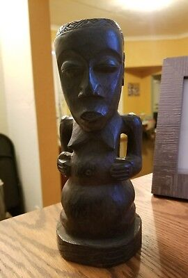 RARE  African Tribal Arts  Ceremonial cup