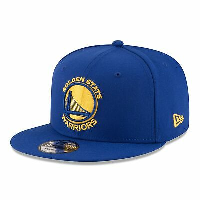 sale retailer 01fb6 55fc2 NBA Golden State Warriors New Era 9FIFTY Snapback Cap Hat Headwear Mens