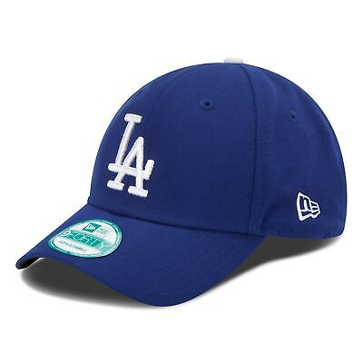 MLB Los Angeles Dodgers New Era The League 9FORTY Adjustable Cap Hat Headwear