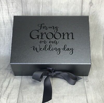 Groom Gift Box/best Man/ Usher Gift Box