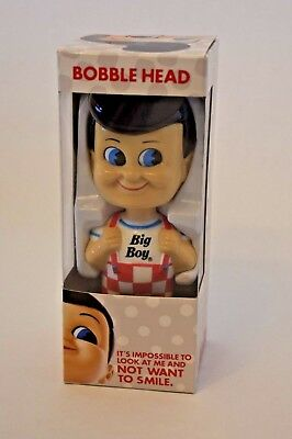 Big Boy Bobble Head Figure New Box Great Condition