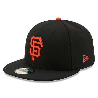 MLB San Francisco Giants New Era Authentic On Field 59FIFTY Fitted Cap Hat