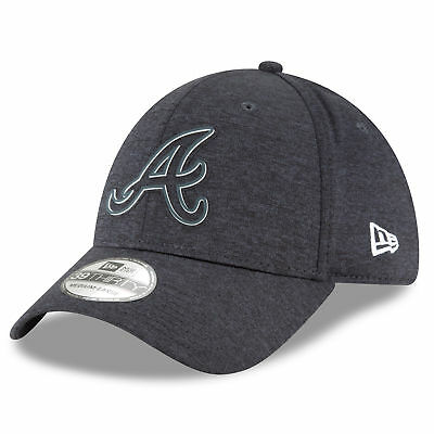 MLB Atlanta Braves New Era 2018 Clubhouse 39THIRTY Stretch Fit Cap Unisex