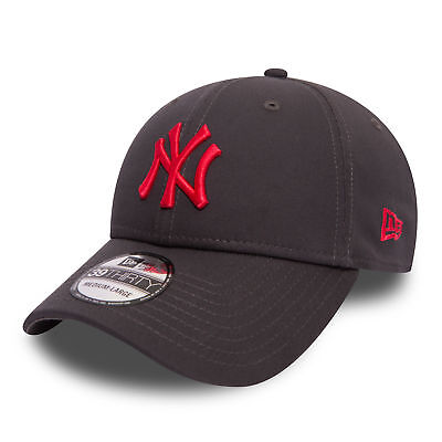 MLB New York Yankees Era League Essential 39THIRTY Stretch Fit Cap Hat Headwear