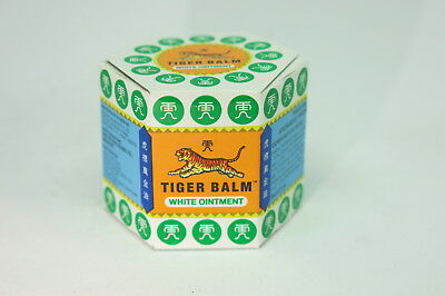 Tiger Balm White Genuine Natural Herbal Relief from Headaches & Stuffy Nose 9ML