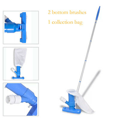 SWIMMING POOL VACUUM Cleaner Above Ground Sweeper Inground with ...