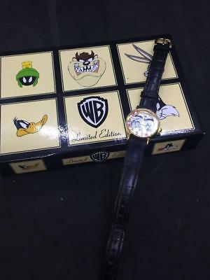 Warner Brothers Watch Collection Pepe Le Pew, Fossil Watch, 1995, Limited Ed.