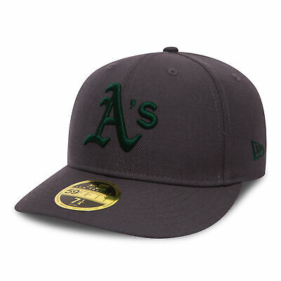 MLB Oakland Athletics Coop Culture New Era Wool 59FIFTY Fitted Cap Hat Headwear