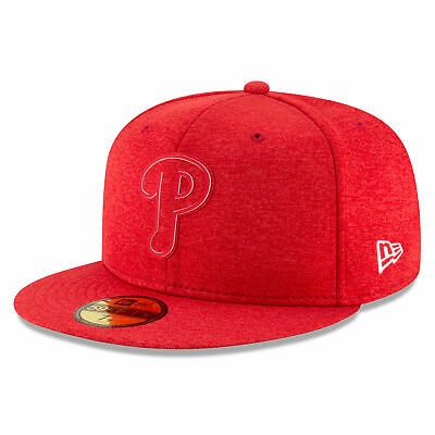 MLB Philadelphia Phillies New Era 2018 Clubhouse 59FIFTY Fitted Cap Hat