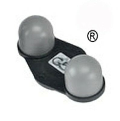 AP223 G5 Professional Massage Two Ball Firm Rubber Applicator - AP223