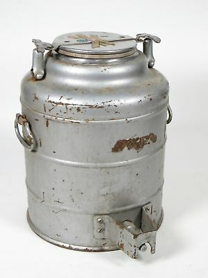Vintage Stanley Water Beverage Cooler Insulated Thermos Spigot Jug Military