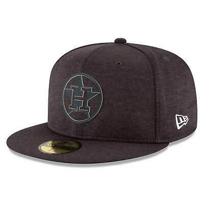 MLB Houston Astros New Era 2018 Clubhouse 59FIFTY Fitted Cap Unisex