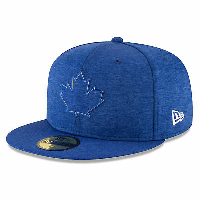 MLB Toronto Blue Jays New Era 2018 Clubhouse 59FIFTY Fitted Cap Hat Headwear