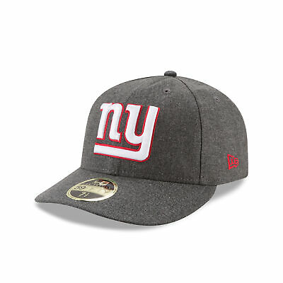 NFL New York Giants Crafted in the USA Era Low Profile 59FIFTY Fitted Cap Hat