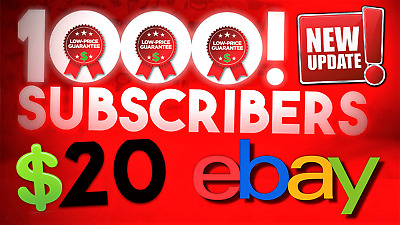 1,000 subscibêrs 1k YouTube subscriibers NON DROP REAL subscribes YouTube Subs